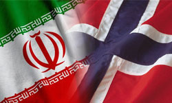 Iranian, Norwegian Envoys Discuss Syrian Crisis in Beirut