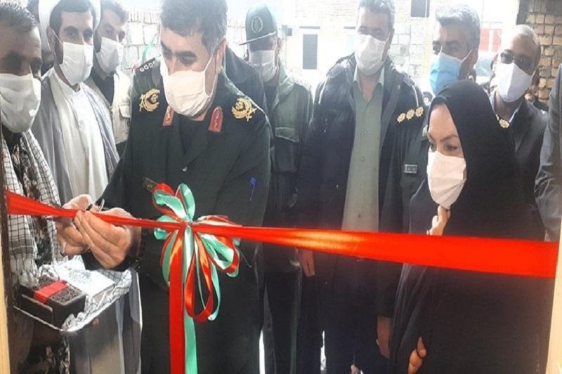 افتتاح ۱۰۱ واحد مسکونی سیل زدگان  در ایلام