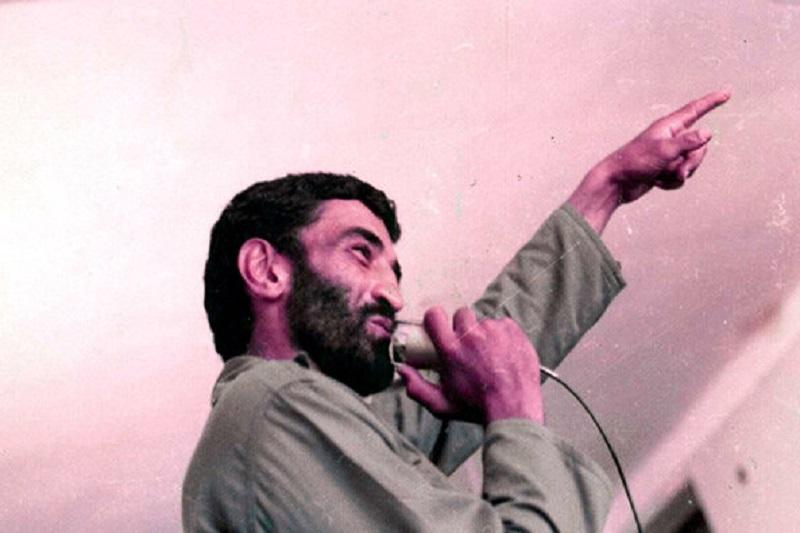 روزی که حاج احمد در اورامان گریست