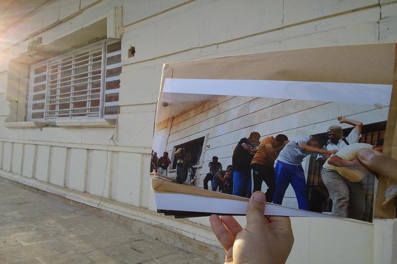 شباهت قاتلان شهید فخریزاده و جنایتکاران «اسپایکر»+عکس
