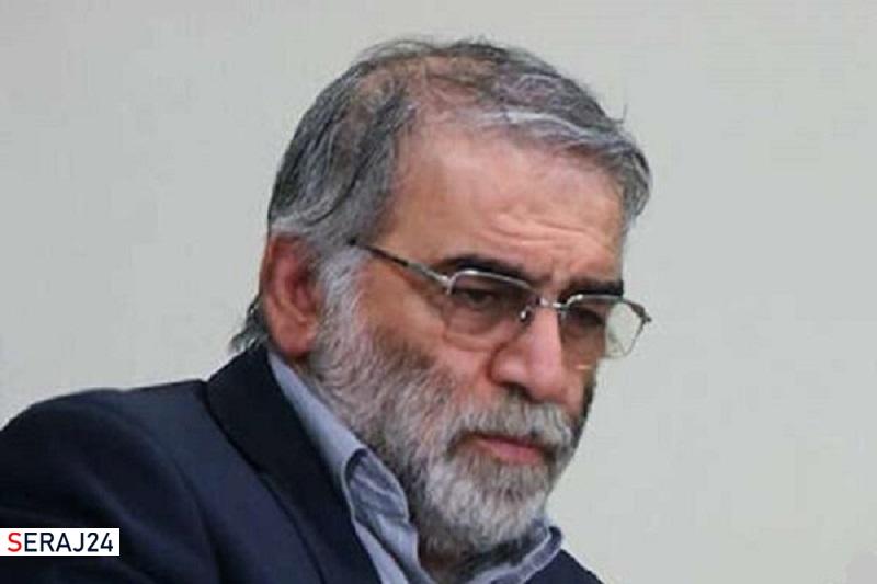 مراسم تدفین و تشییع شهید فخریزاده دوشنبه برگزار میشود