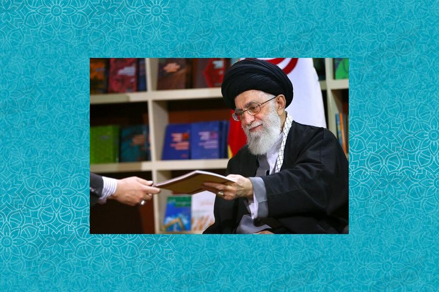 کتابگردی در خاکریز / کدام کتابها مورد توجه رهبر انقلاب قرار گرفتهاند؟