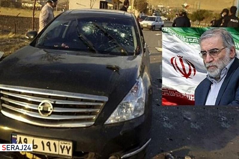 ترور شهیدفخریزاده تاییدی بر حرکت جمهوری اسلامی است