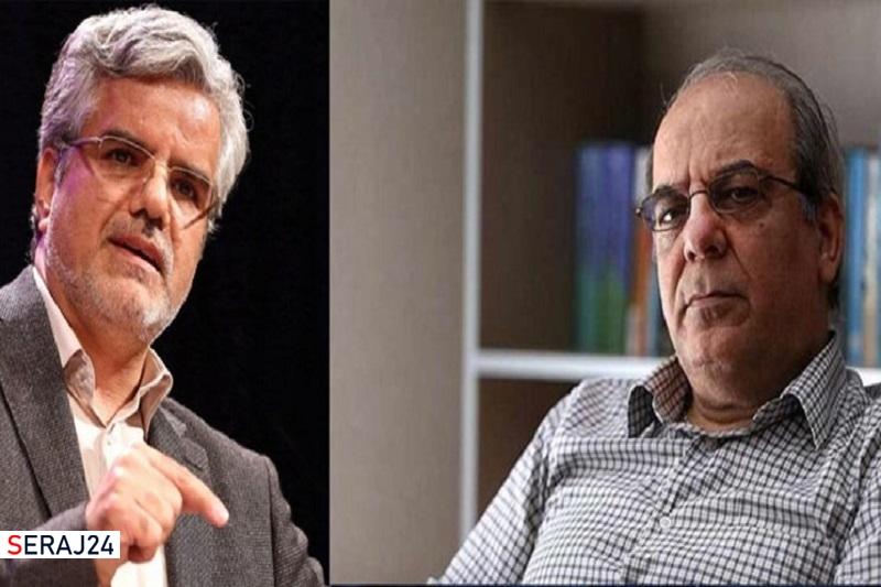 توهین دو چهره چپگرا و دو روزنامه اصلاحطلب به اصولگرایان