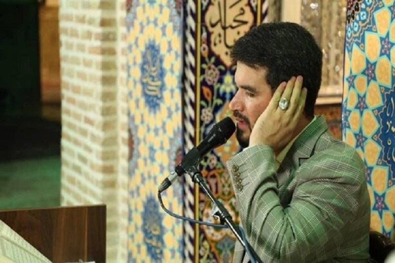 محفل مناجات با نوای میثم مطیعی برگزار میشود