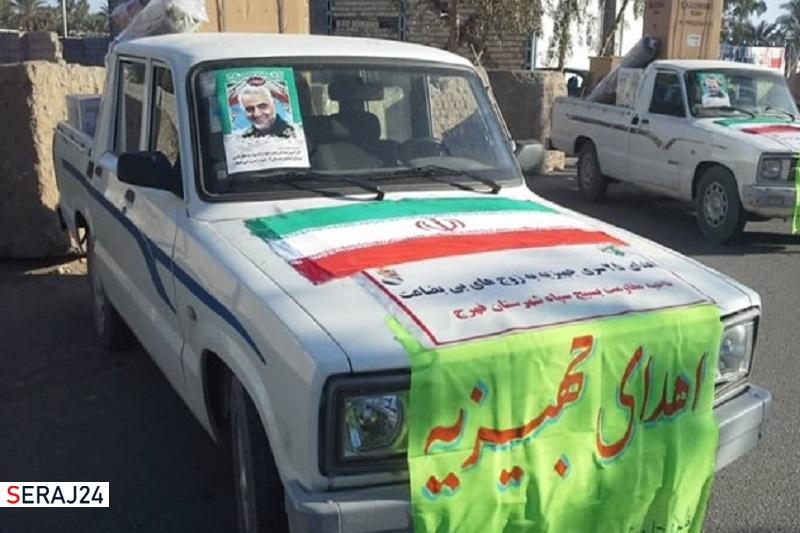کمکهای مؤمنانه در قالب طرح شهید سلیمانی