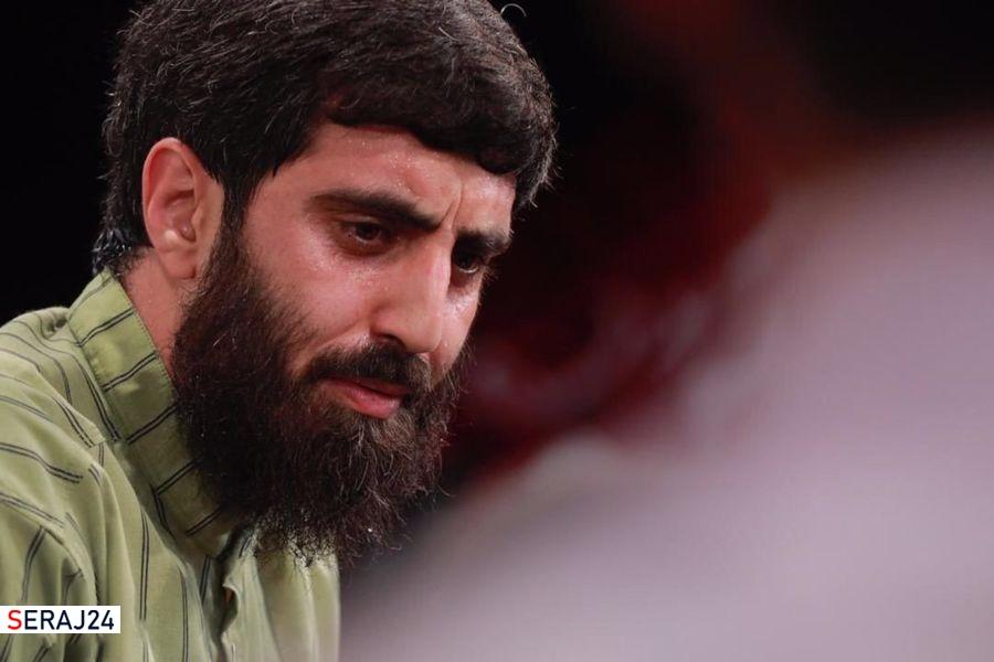 ویدئو/ حضور مداح معروف برای کمک به مردم بندر امام