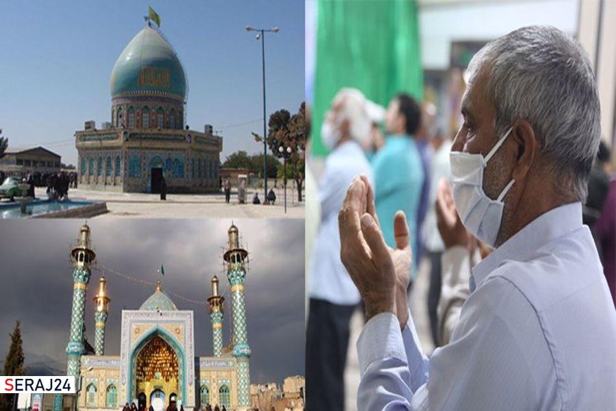 بازگشایی مشروط و محدود مساجد و اماکن زیارتی از فردا