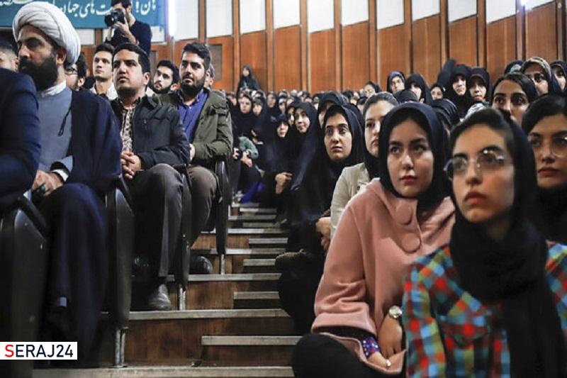 برگزاری مراسم روز دانشجو در دانشگاه تهران با حضور «سعید جلیلی»