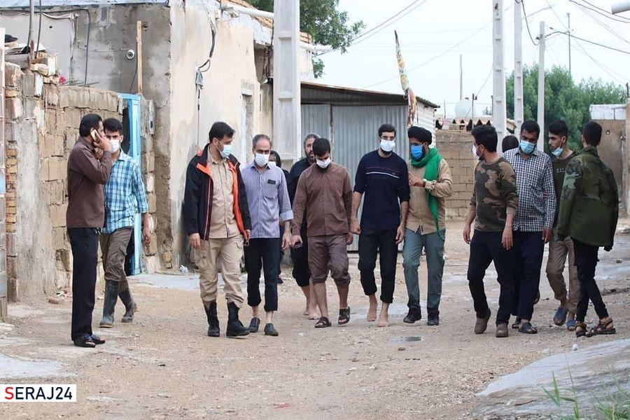 کدام مداحان به کمک مردم خوزستان شتافتند؟