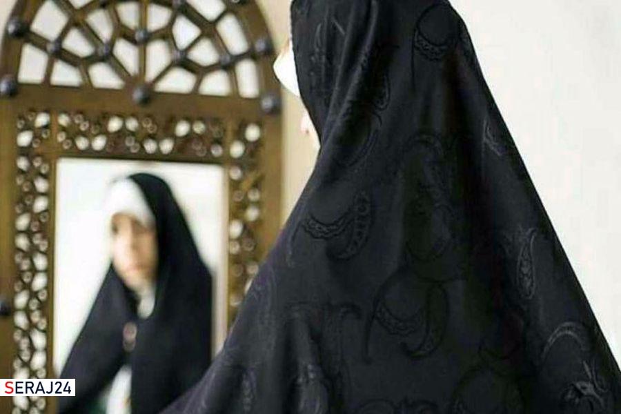هزینه پوشش چادریها ۲ برابر دیگران / پارچه تولید داخل به تهران نمیرسد!