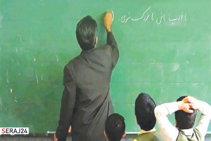 روایتی ساده و خودمانی از مدیر مدرسهای که خود را وقف محرومان کرده است