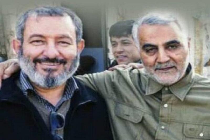 پیکر پاک سردار شهید « عبدالرسول استوار محمودآبادی» وارد شیراز شد