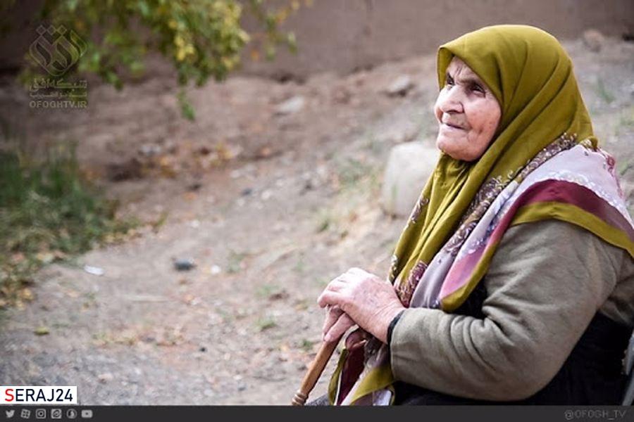 خیرالنسا صدخروی، مادر پشتیبان جبههها+ویدئو