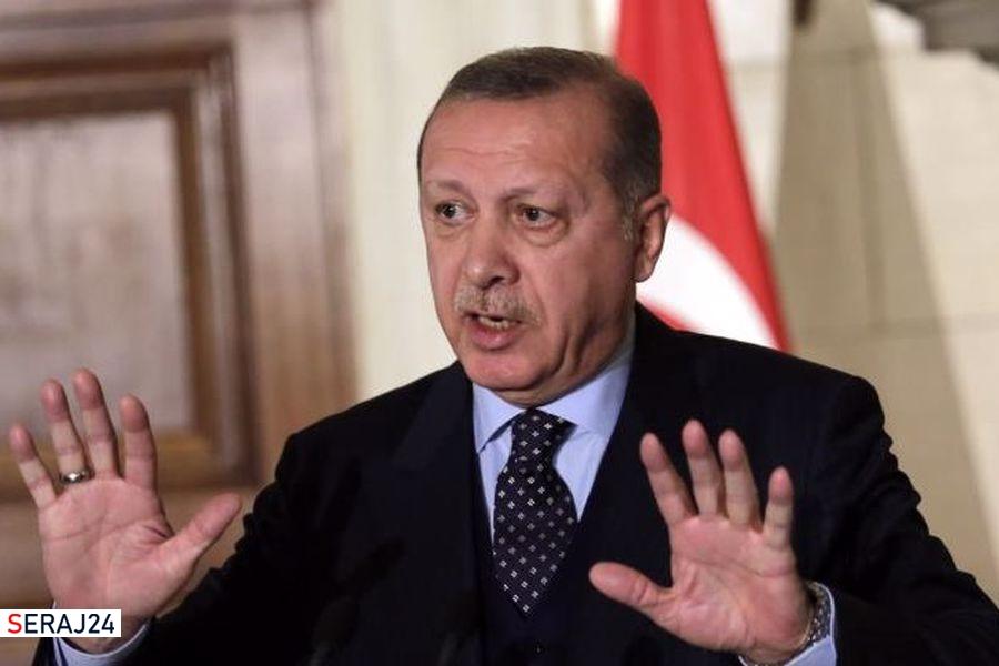 اردوغان دست از تفرقهاندازی بردار