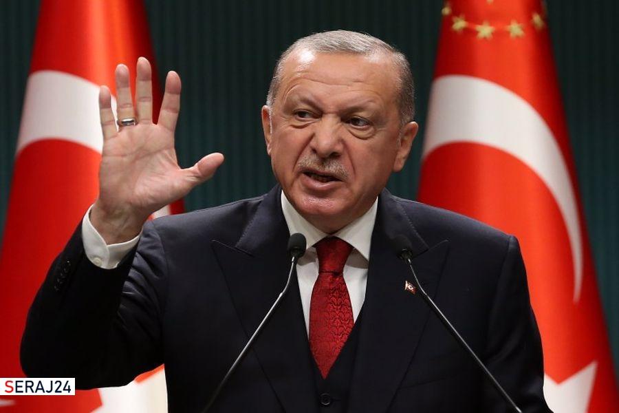 آقای اردوغان! اطرافیانتان به شما خیانت کردند