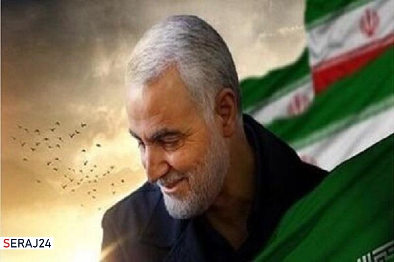 سردار سلیمانی مجاهد حماسه ساز در مکتب امامین انقلاب است