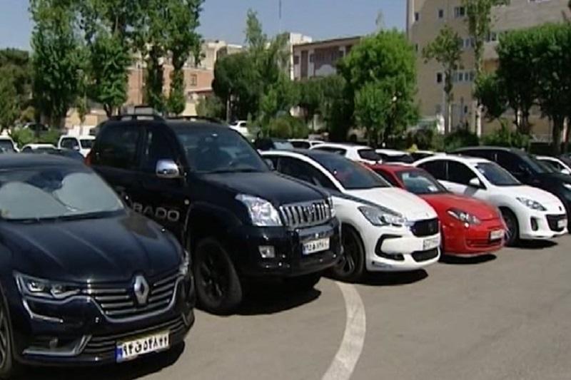 اندرزگو، سعادت آباد و تهرانپارس رکوددار «دوردور» و توقیف خودرو