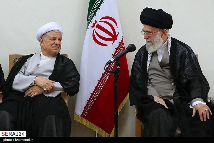 هاشمی: جوابی برای استدلالهای رهبری نداریم