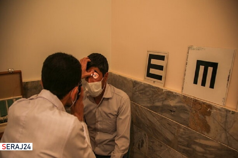 گروههای پزشکی جهادی به کوی مندلی اهواز اعزام شدند