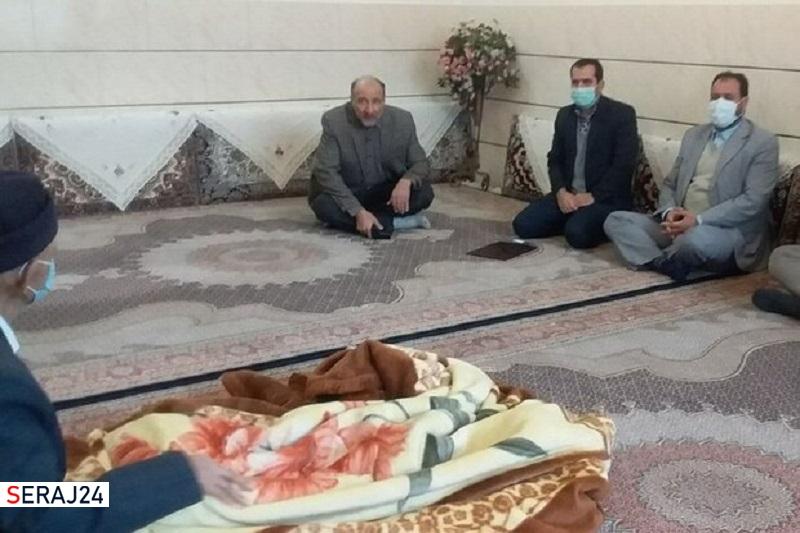 بقا و دوام انقلاب اسلامی ثمره خون شهداست