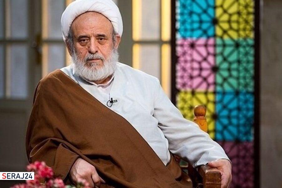 سخنرانی مجازی حجتالاسلام انصاریان ویژه ولادت حضرت زینب