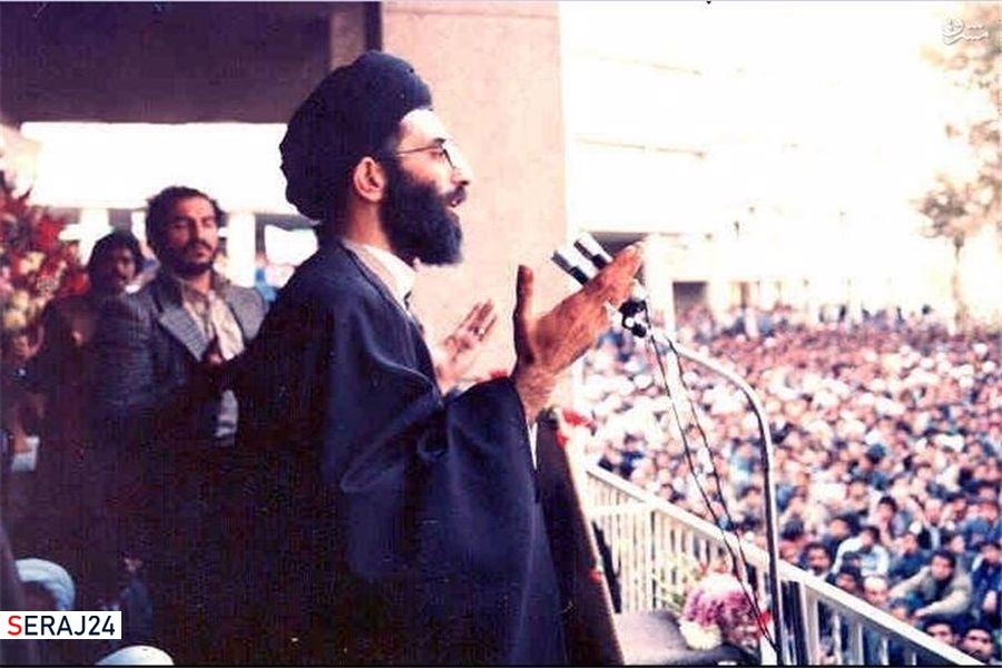 سند ساواک از اعتراض دانشجویان به دستگیری آیتالله خامنهای