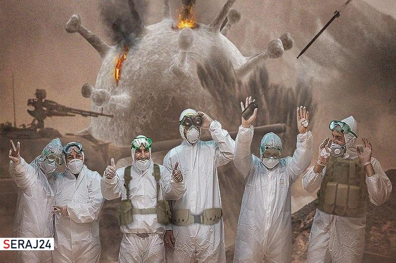 جهاد مدافعان سلامت، تداوم ایثار رزمندگان دفاع مقدس است