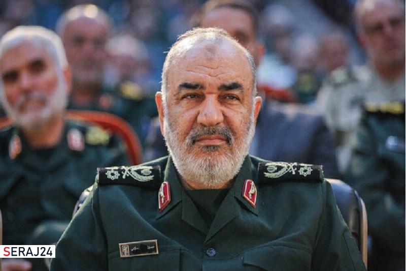 سرلشکر سلامی درگذشت سردار «غلامعلی ابوحمزه» را تسلیت گفت