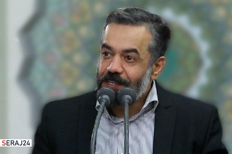 قدردانی محمود کریمی از کادر درمان ایران