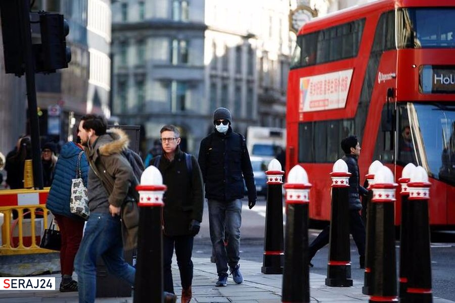 ویدئو/«ویروس جدید کرونا» انگلیس را زمینگیر کرد!