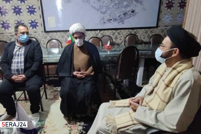 مدیرکل تبلیغات اسلامی فارس از دبیر جبهه فرهنگی انقلاب تقدیر کرد