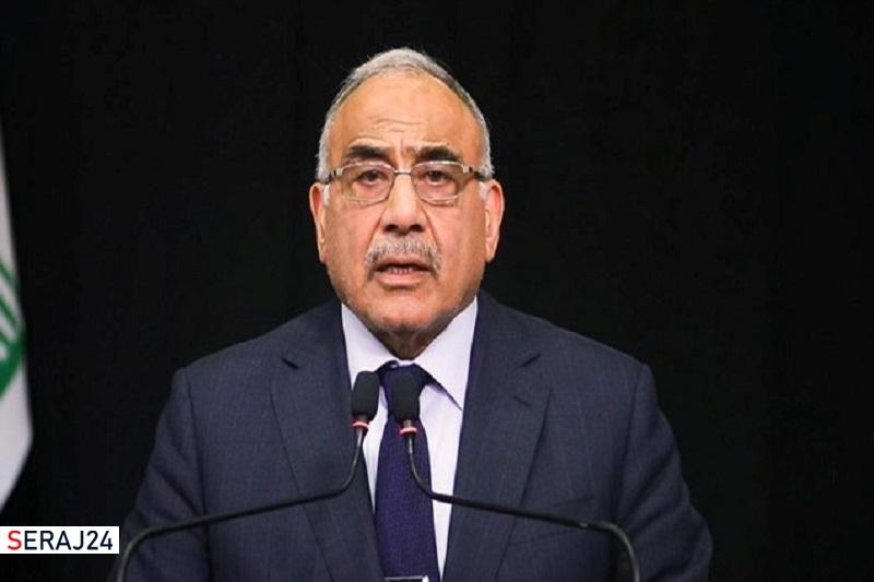تأکید عبدالمهدی بر «ورود و حضور رسمی» سردار سلیمانی در عراق قبل از ترور