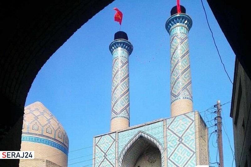 پیشفروش قبر در امامزادگان اصفهان ممنوع است