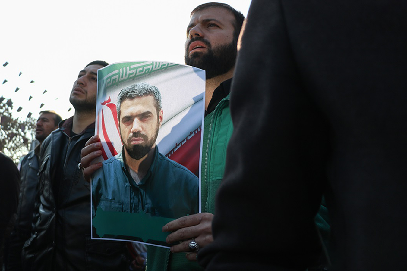 نخستین سالگرد شهید جبهه مقاومت «مصطفی محمدمیرزایی» برگزاری  میشود