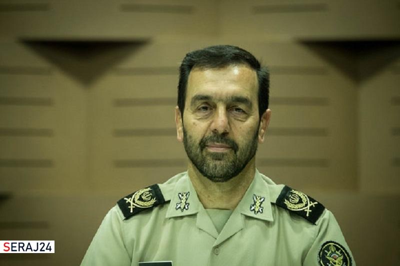 نشان فداکاری ارتش به شهید سلیمانی اعطا میشود