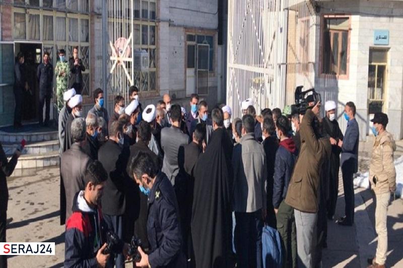 آزادی ۸ زندانی نیازمند در قوچان به نیت امام هشتم حضرت ثامنالحجج (ع)