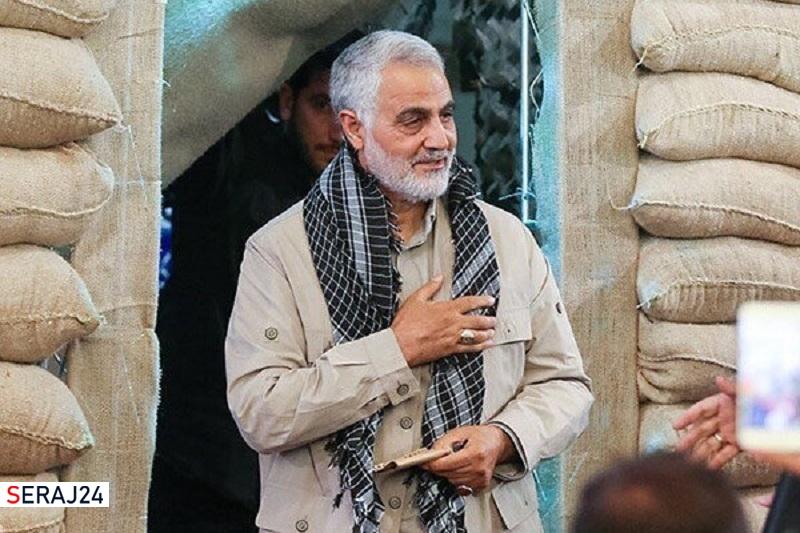 شهید سلیمانی زندگی خود را وقف انسانیت و شرافت جهان کرد