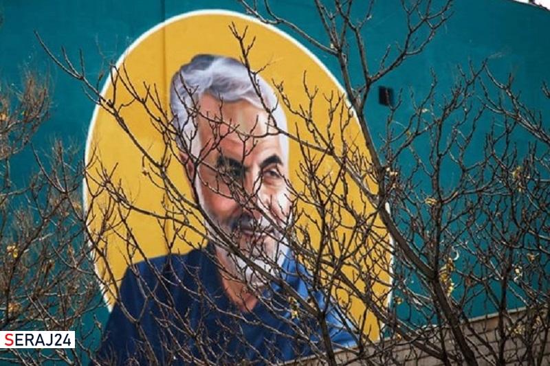 نمایش ۷۰ عکس از نبردها و مراسم تشییع شهید سلیمانی