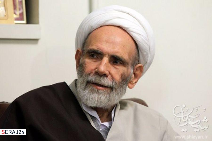 آقا مجتبی تهرانی با دعا و توسّل به معصومین مسئولیت سیاسی قبول نکرد