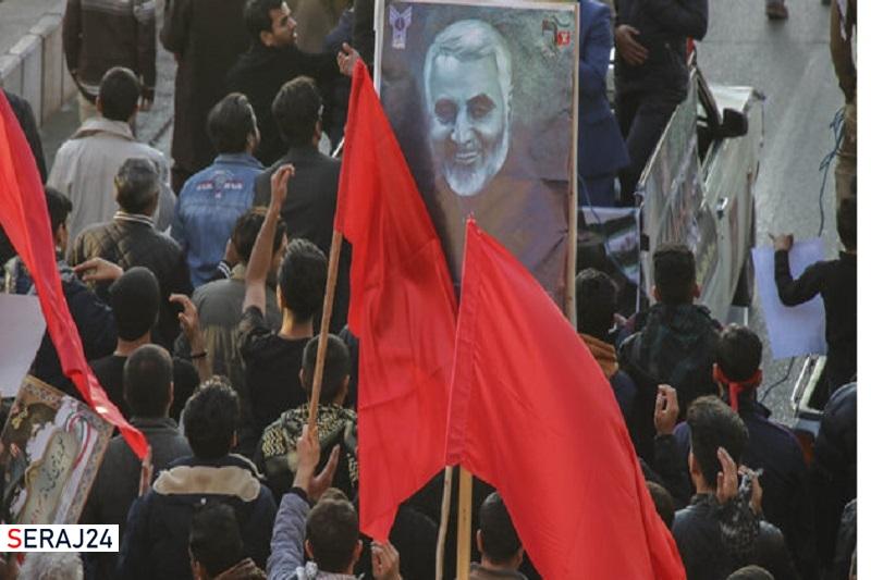 انتقام خون حاج قاسم به یک خواسته جهانی تبدیل شده است