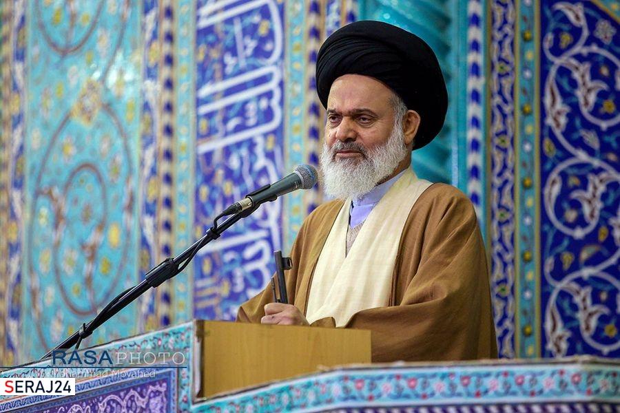 آیت الله حسینی بوشهری: تبلیغ وقف، مصداق بارز امر به معروف است
