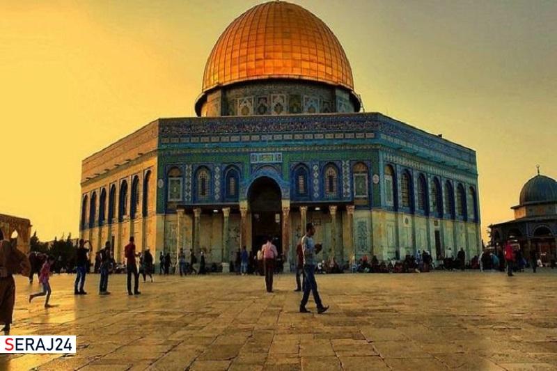 توطئه رژیم صهیونیستی برای تخریب مسجد الاقصی و ساخت معبد به جای آن