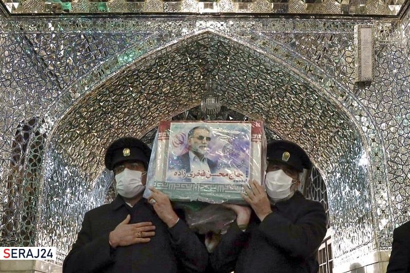 ویدئو/شعرخوانی محمد بیابانی به مناسبت گرامیداشت شهید محسن فخریزاده