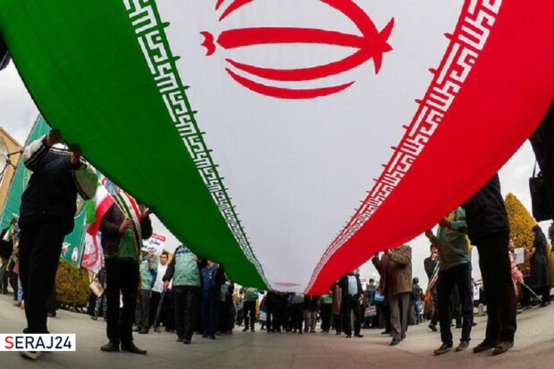 برگزاری مراسم های پیروزی انقلاب خط کشی ندارد