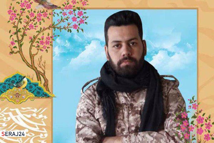 پوستر| شهید مجید قربانخانی