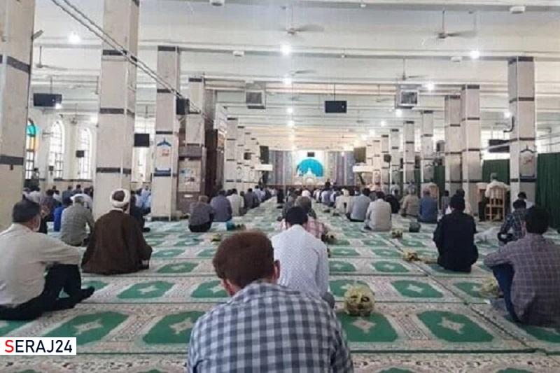 نماز جمعه این هفته گلستان در ۵ شهر اقامه نخواهد شد