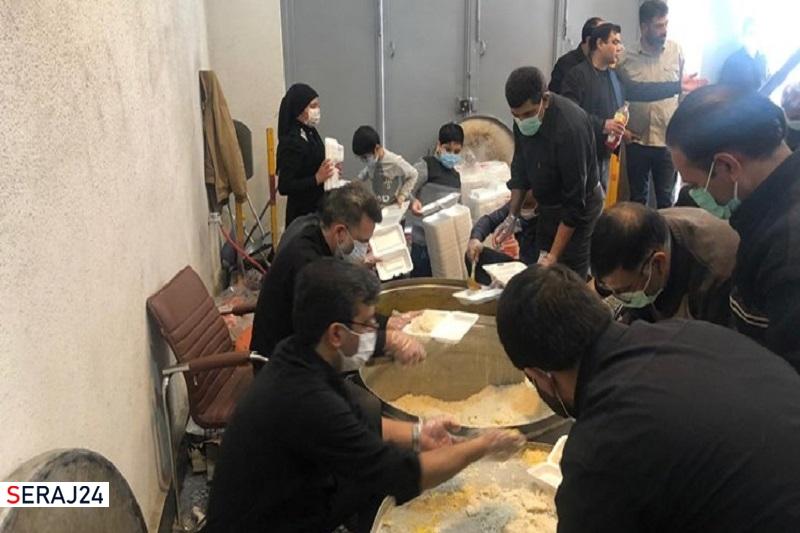 توزیع 2500 پرس غذای گرم در بین نیازمندان سیستان و بلوچستان