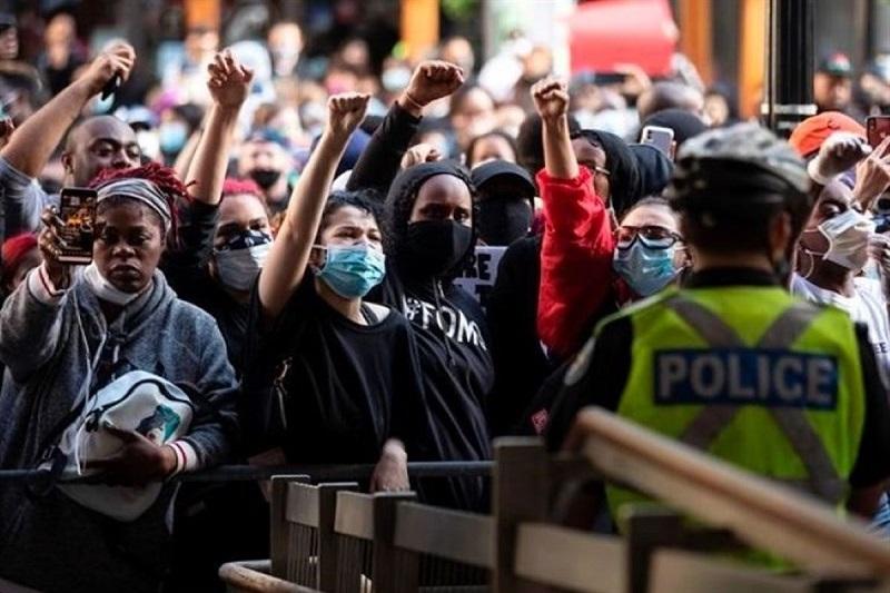 تفاوت میان اعتراضات اخیر آمریکا با فتنه 88