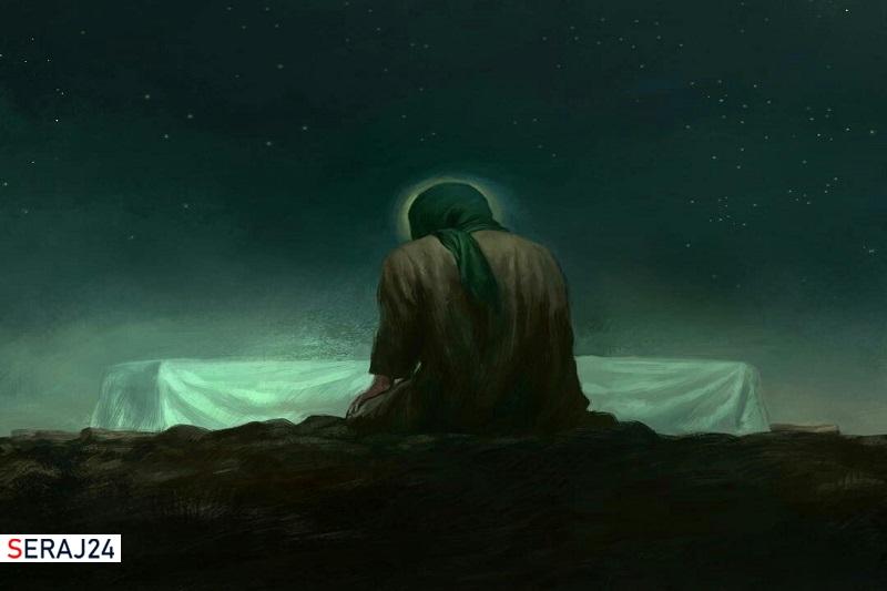 دلشورههای حضرت  زهرا(س) تازه شروع شده